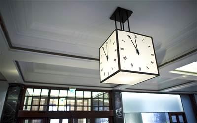 196 Bishopsgate Lobby