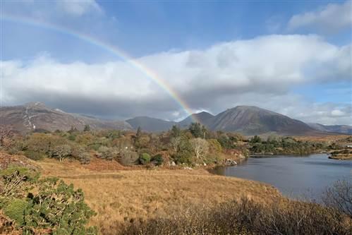 Connemara View Rainbow