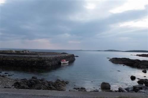 Errislannan Harbour