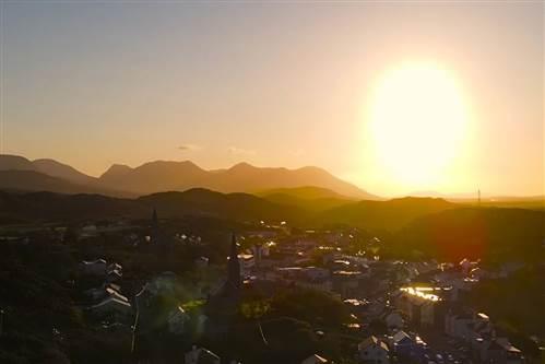 Sunrise At Abbeyglen