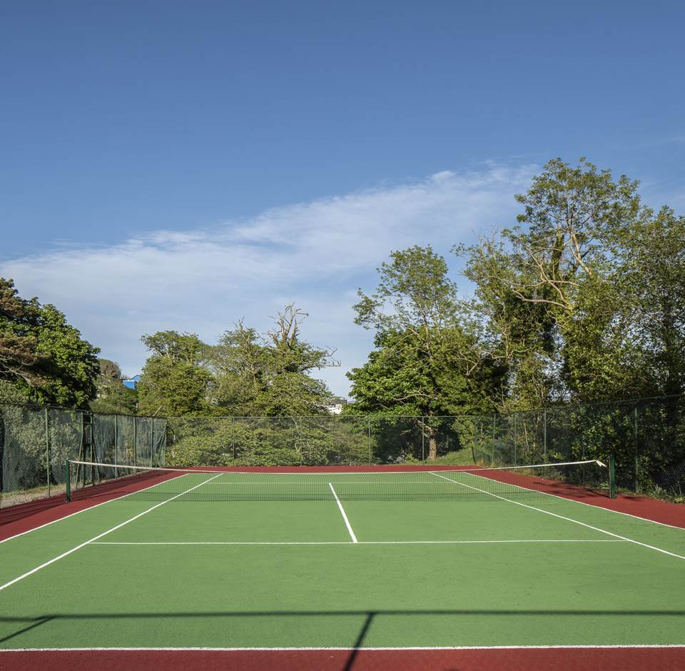 Tennis at Abbeyglen