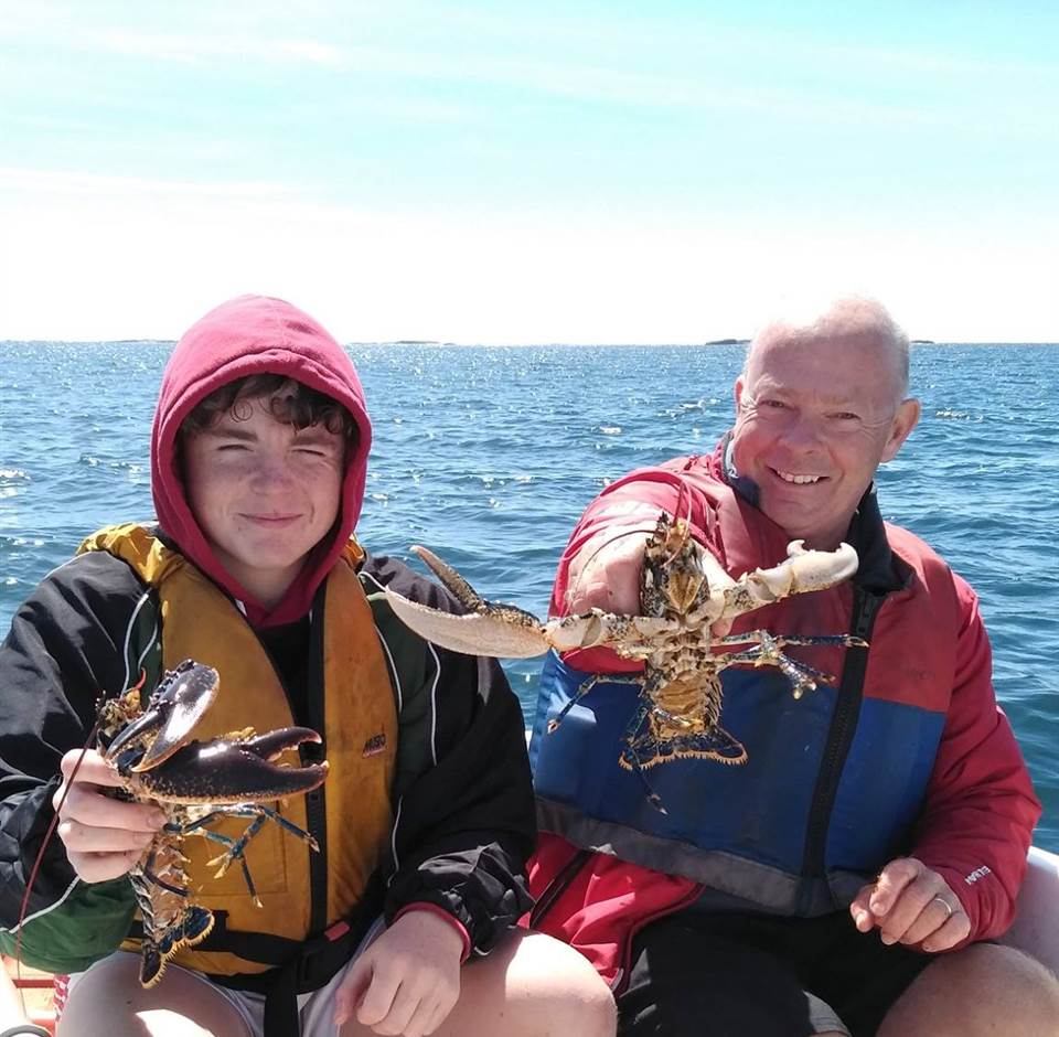 The Connemara Lobster Safari Abbeyglen Castle Hotel From €390
