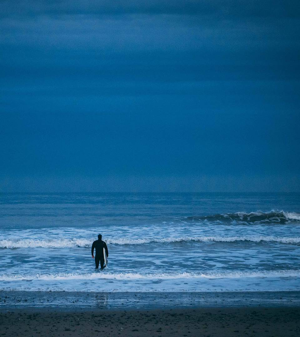 Cruden Bay Surf