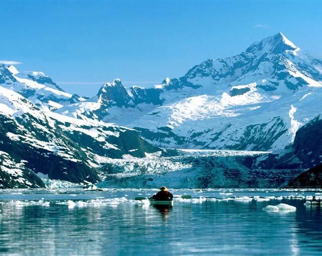 Alaska   Kayak