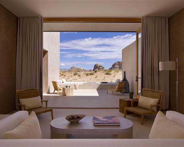 Amangiri Utah luxury
