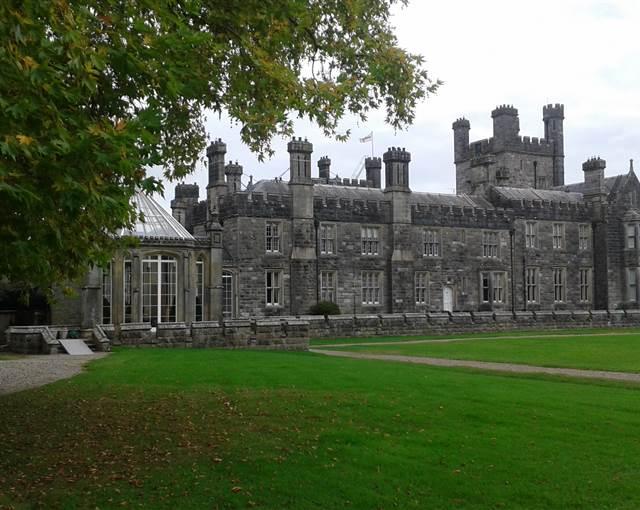 Crom Castle  Co Fermanagh  Castle