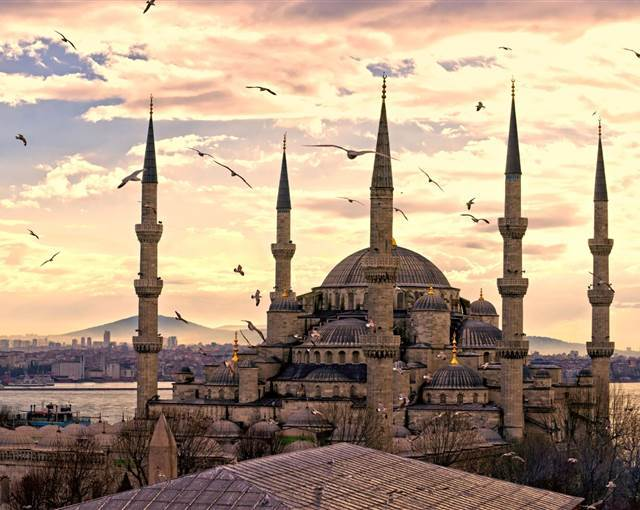 Istanbul   Mosque 2