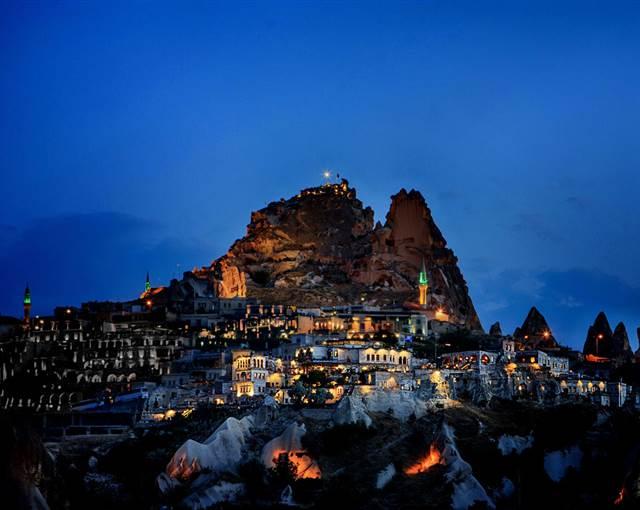 Museum Hotel Cappadocia Turkey Europe