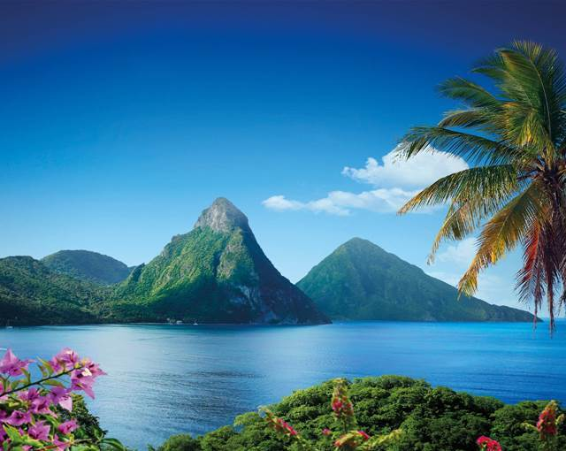 St Lucia view 2