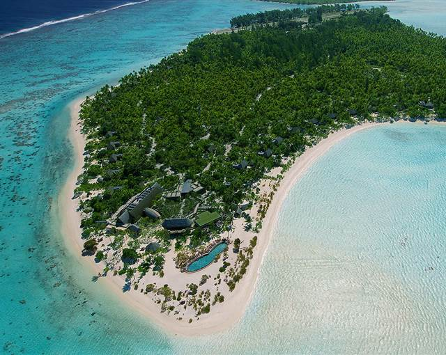 Tetiaroa Island The Brando Tahiti Tropic