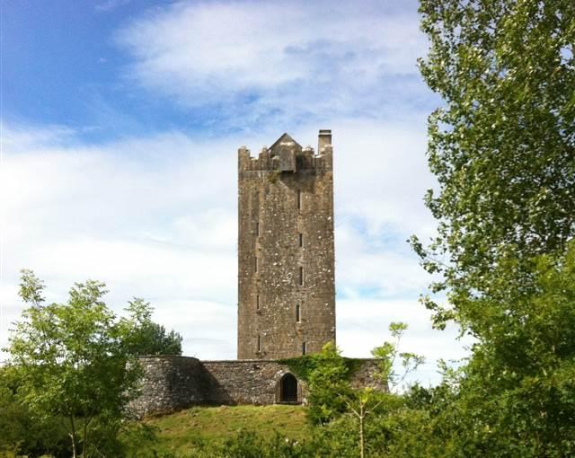 castles in ireland burrencastle6