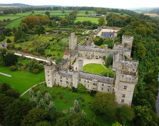 castles in ireland devonshire2
