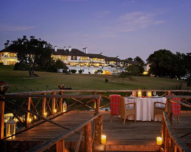fairmont mount kenya club