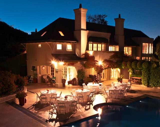 greenmantle estate  poolside