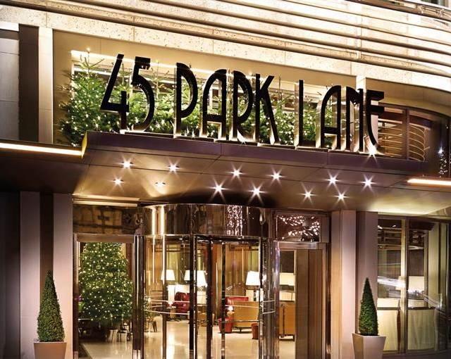 45 park lane Exterior