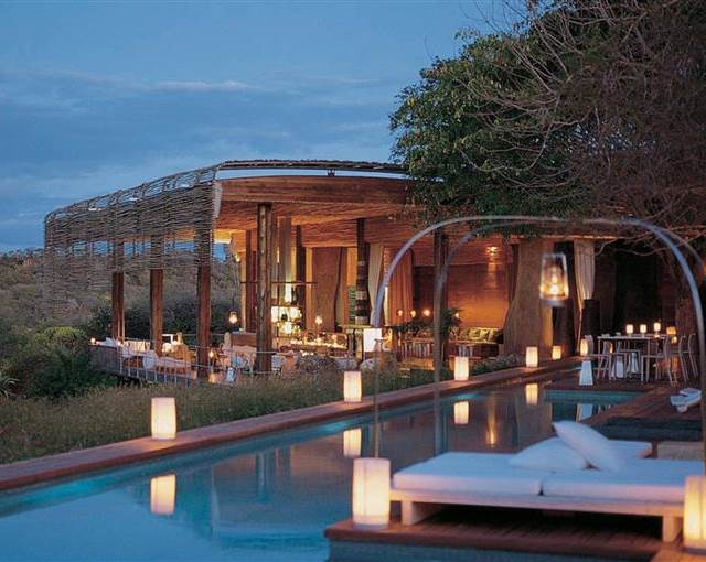 singita lodge
