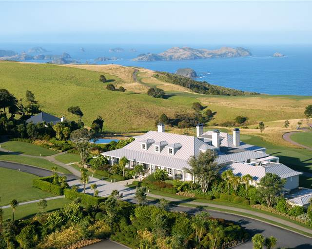 kauri cliffs lodge cavallis