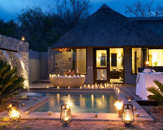 londolozi game reserve pool 2
