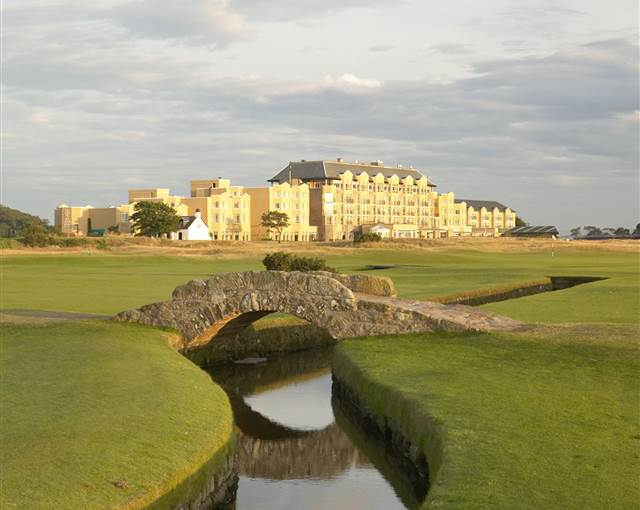 old course hotel exterior