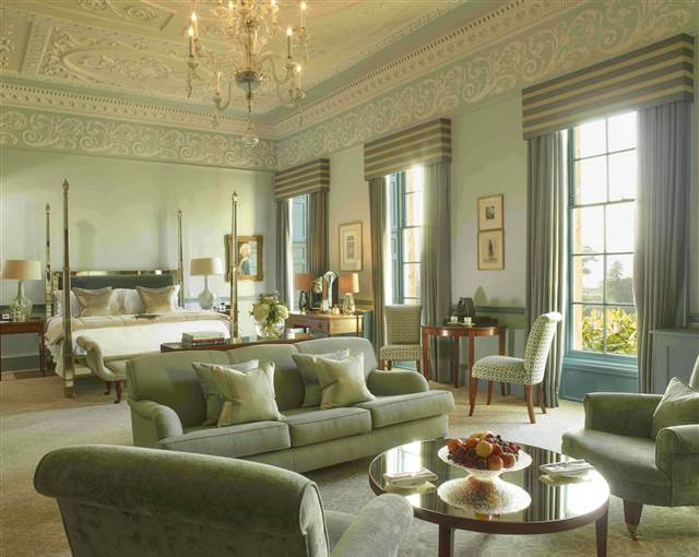 royal cresent master suite the duke of y