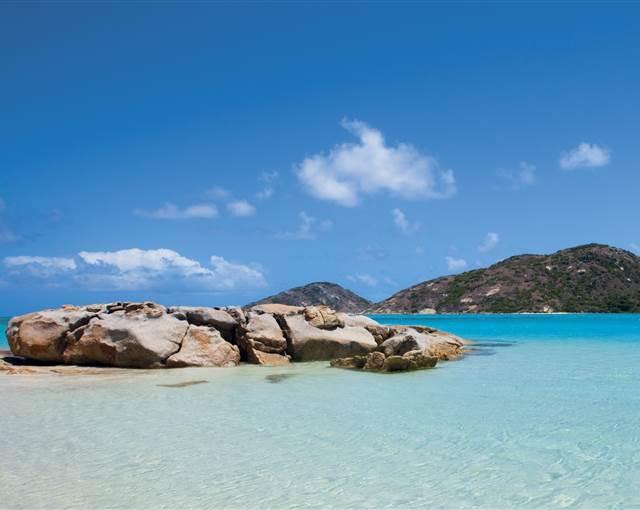 lizard island australia island
