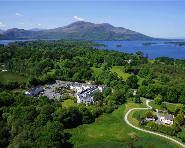 the reserve of muckross park  co ker
