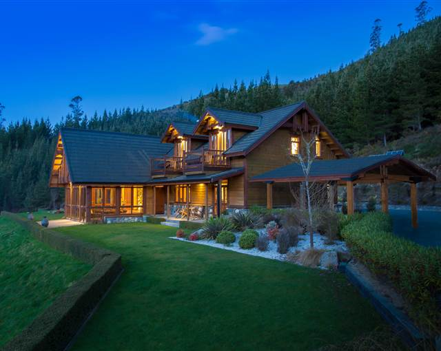 stonefly lodge exterior
