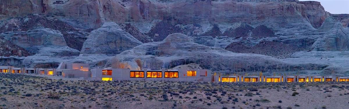 Amangiri Utah dune