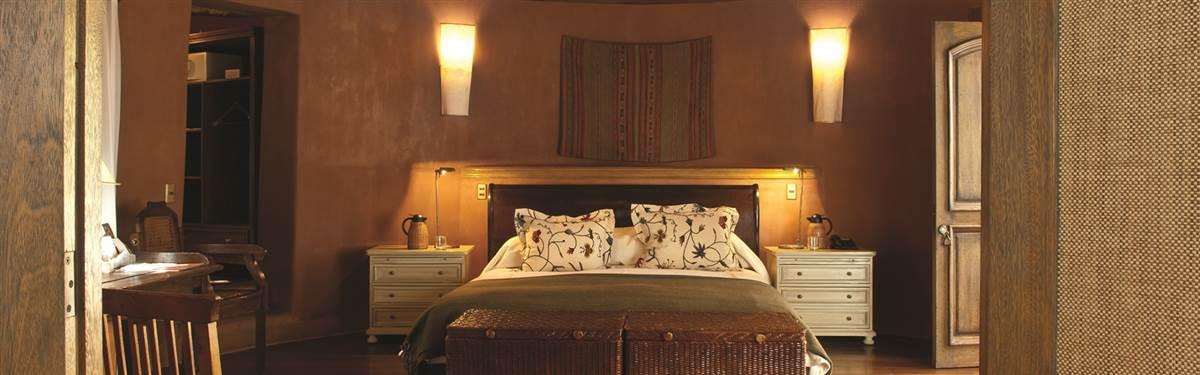 Awasi Atacama Chile bedroom
