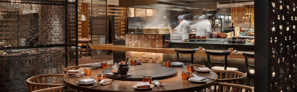 Country Open Kitchen Rosewood Beijing Ch