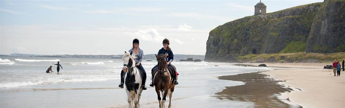 Equestrian Itinerary