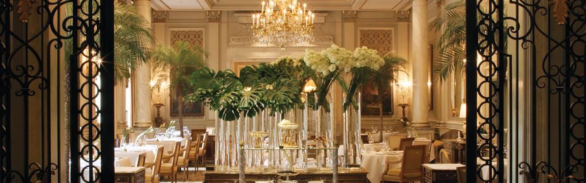 Four Seasons Georges V Paris room