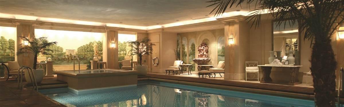 Georges V France pool