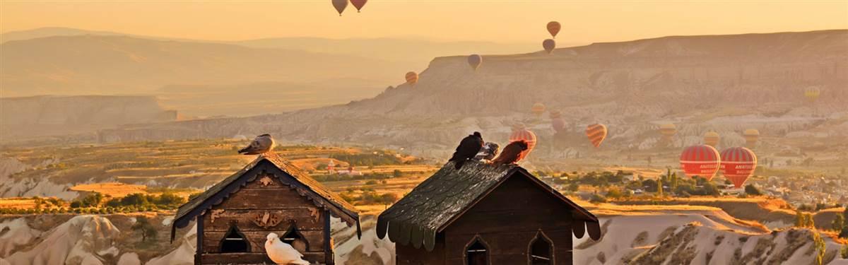 Hot Air Balloon Museum Hotel Cappadocia