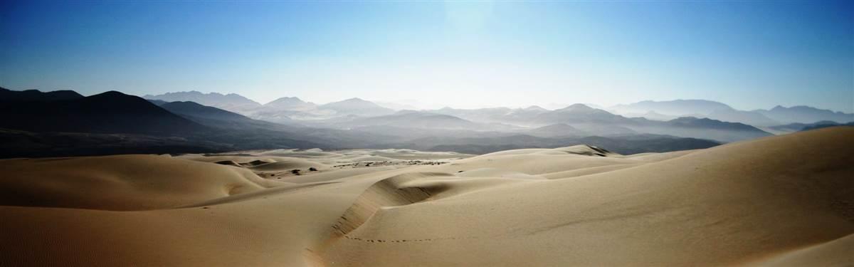 Kunene Valley Dunescape   Namibia