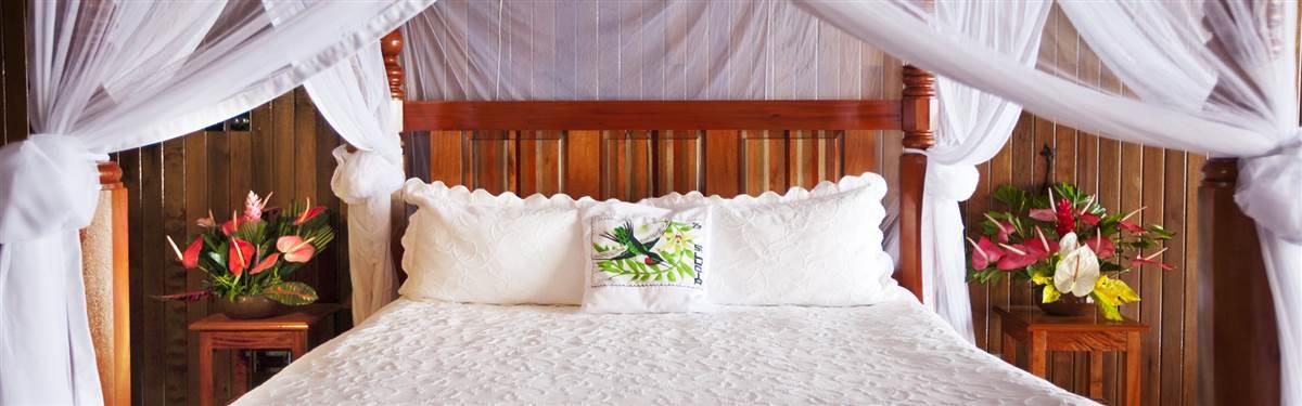 Ladera Resort St Lucia suite