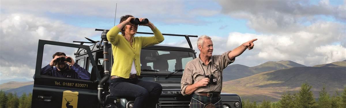 Lanrover Safaris