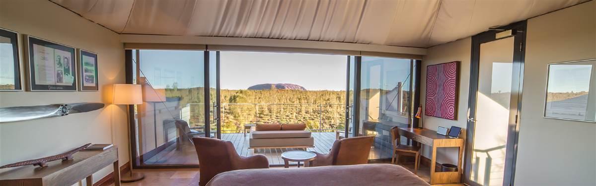 Longitude 131 Australia room