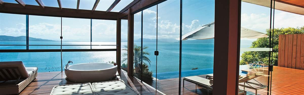 Ponta Dos Ganchos Resort Brazil