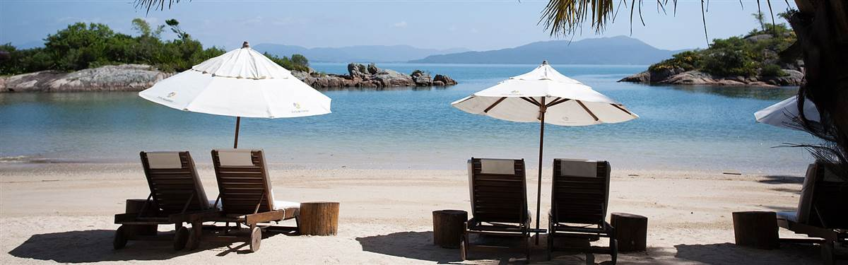 Ponta Dos Ganchos Resort Brazil beach