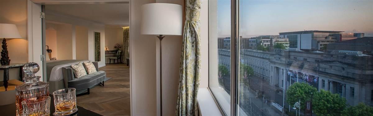 Conrad Dublin Presidential Suite