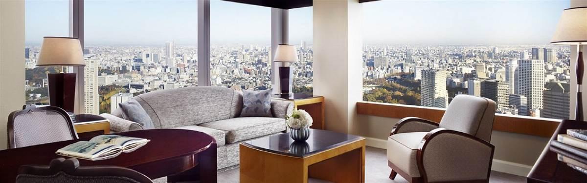 Ritz Carlton Tokyo Japan view