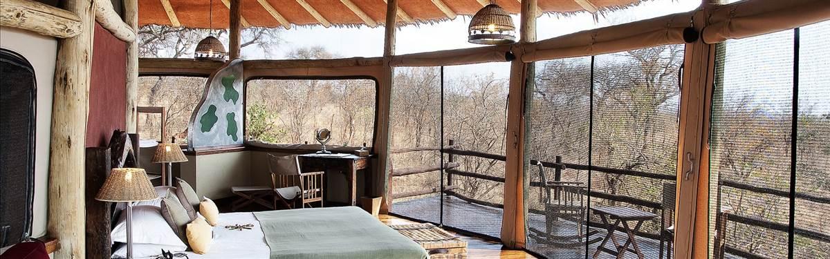 Tarangire Treetops  Guest Room Interior