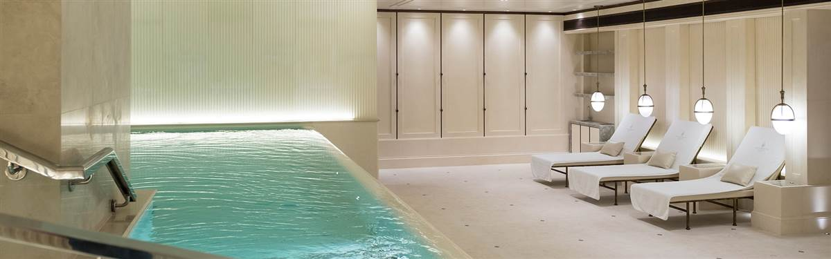 The Lanesborough London Club Spa Pool Ad