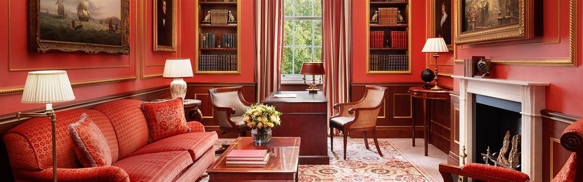 The Lanesborough London Royal Suite Stud