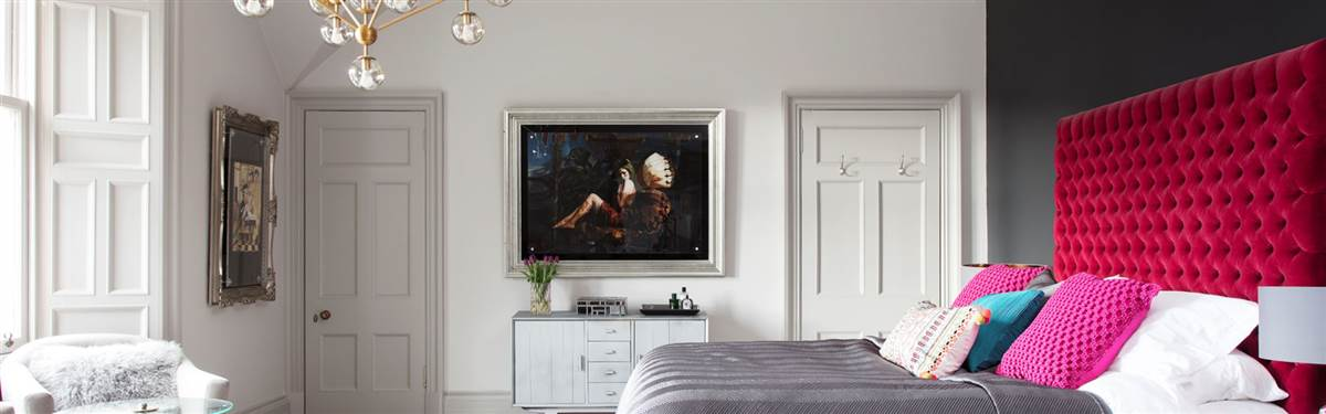 The Gart Bedroom Small