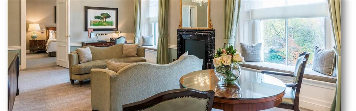The Shelbourne One bedroom suite