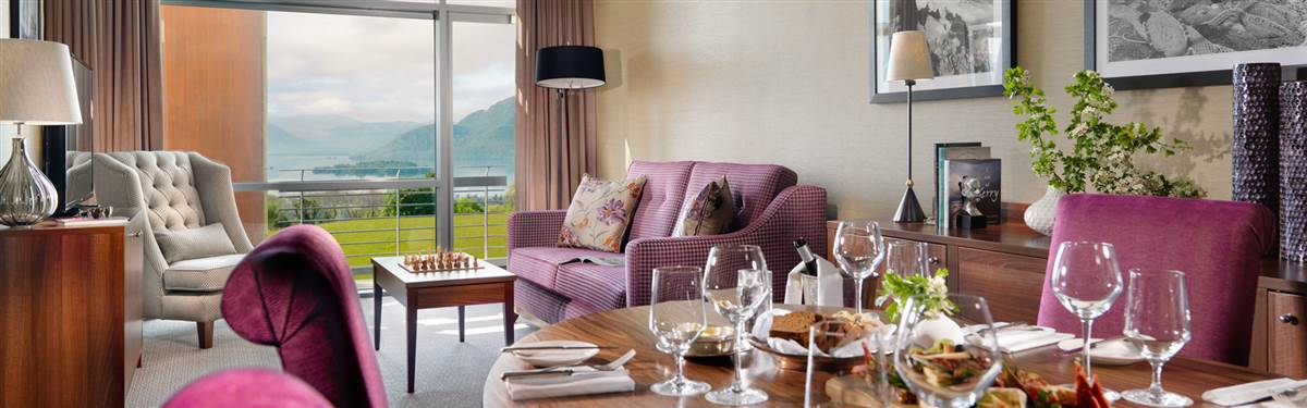 aghadoe heights  aghadoe suite lounge
