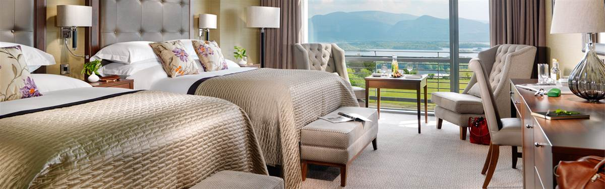 aghadoe heights  lake side room