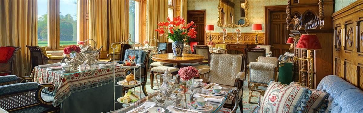 ashford castle  dining